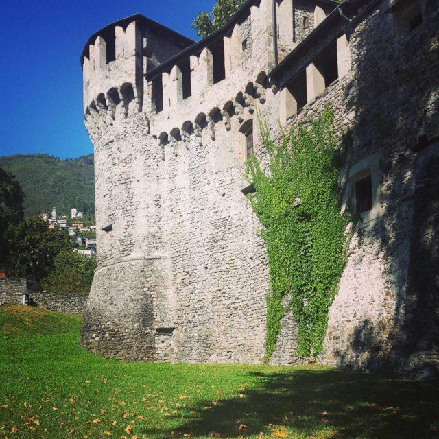 Anche Locarno ha il suo castello castellovisconteo castle lagomaggiore lakemaggiorehellip