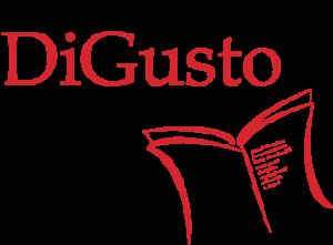 Logo TicinoDiGusto arancione tracciato