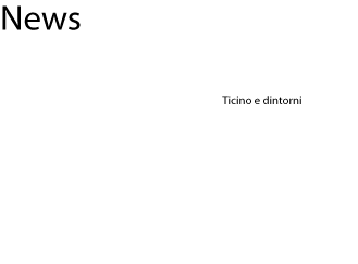 News DiGusto Ticino e dintorni
