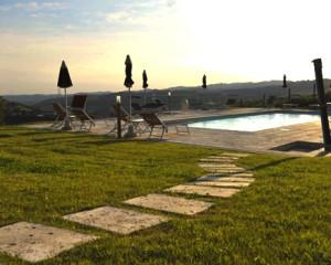 Oasi di relax immersa nella terra del gusto – Cà del Lupo a Montelupo Albese