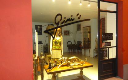 Gini's Vintage Locarno: abbigliamento haute couture e oggetti decorativi