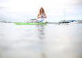 Yoga sull'acqua? Prova il SUP Yoga assieme a Cornelia
