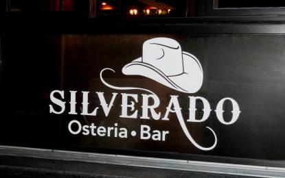 Far-West all'Osteria Bar Silverado Bodio