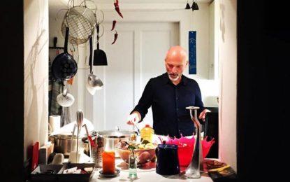 Sabino Spadaccino, pugliese, ha trovato in Ticino il luogo ideale per esprimere la sua creatività soprattutto in cucina