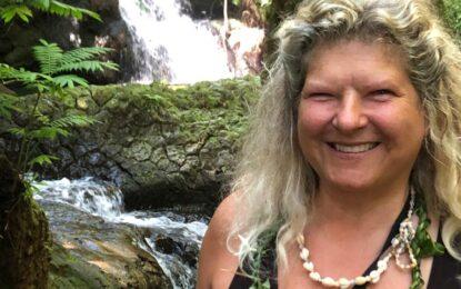 La forza delle Hawaii- raccontata da Ingrid Merlini dello Studio Un raggio di Sole  a Minusio